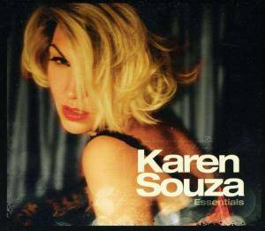 Karen Souza: Essentials - Cover