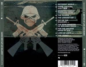 Iron Maiden: A Matter Of Life And Death (CD) - Bild 2