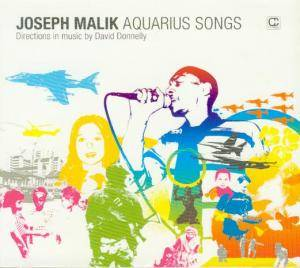 Cover - Joseph Malik: Aquarius Songs
