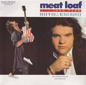 Meat Loaf: Rock'n'Roll Mercenaries - Cover