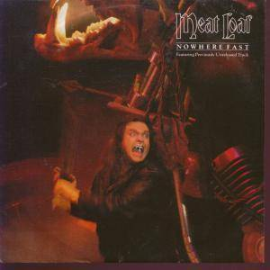 Meat Loaf: Nowhere Fast - Cover