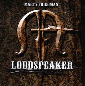 Cover - Marty Friedman: Loudspeaker