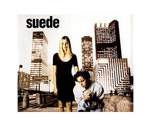 Suede: Stay Together - Cover