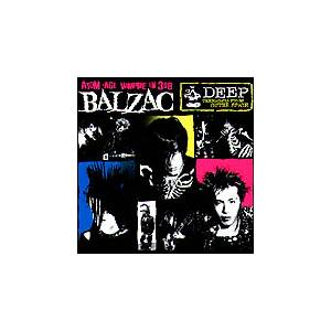 Cover - Balzac: Deep - Teenagers From Outer Space
