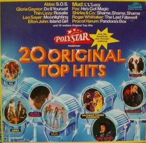 Cover - 53rd & 3rd: 20 Original Top Hits Polystar