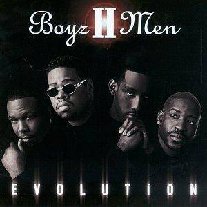 Cover - Boyz II Men: Evolution