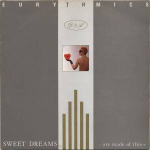 Eurythmics: Sweet Dreams (Are Made Of This) (LP) - Bild 1