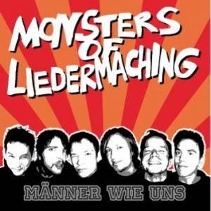 Monsters Of Liedermaching: Männer Wie Uns - Cover