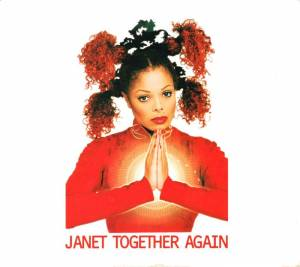 Janet Jackson: Together Again - Cover