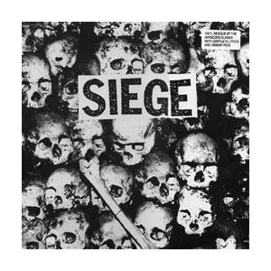 Siege: Drop Dead - Cover