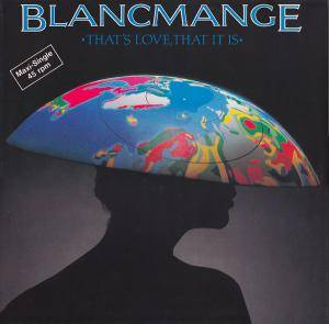 Blancmange: That's Love, That It Is - Cover