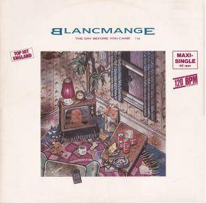 Blancmange: Day Before You Came, The - Cover