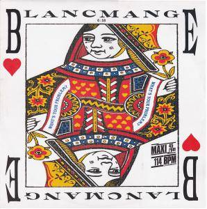 Blancmange: What's Your Problem - Cover