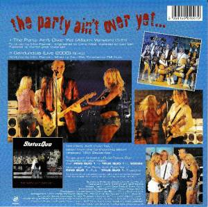"Status Quo: The Party Ain't Over Yet... (7"") - Bild 2"