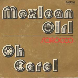 Cover - Scirocco: Mexican Girl
