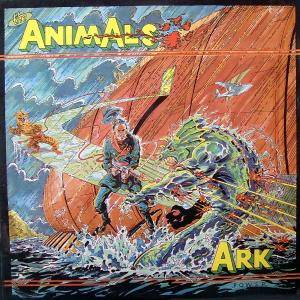 The Animals: ARK - Cover