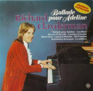 Richard Clayderman: Ballade Pour Adeline - Cover