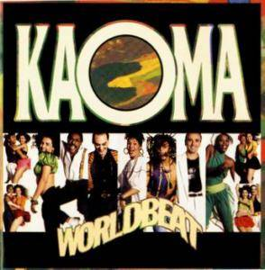 Kaoma: Worldbeat - Cover