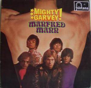 Cover - Manfred Mann: Mighty Garvey!