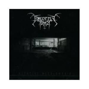 Forgotten Tomb: Negative Megalomania (CD) - Bild 1