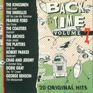 Back In Time Vol. 07 - Cover