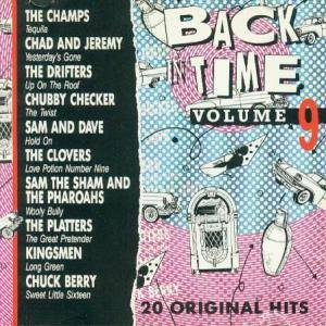 "Cover - Huey ""Piano"" Smith: Back In Time Vol. 09"