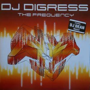 Cover - DJ Digress: Frequency, The