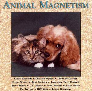 Animal Magnetism - Cover