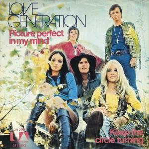 Cover - Love Generation: Picture Perfect In My Mind