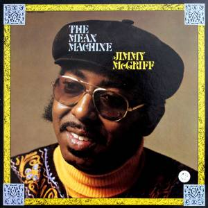 Cover - Jimmy McGriff: Mean Machine, The