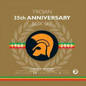 Cover - Ansell Collins: Trojan 35th Anniversary Box Set