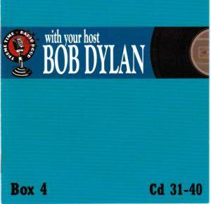 Cover - Slim Gaillard: Theme Time Radio Hour With Your Host Bob Dylan - Box 4