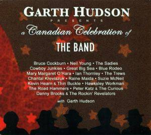Garth Hudson Presents A Canadian Celebration Of The Band - Cover