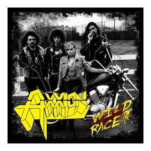 Axxion: Wild Racer - Cover