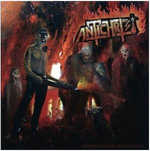 Cover - Antichrist: Burned Beyond Recognition / Kill With Napalm