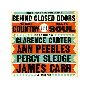 Cover - Bettye Swann: Behind Closed Doors - Where Country Meets Soul