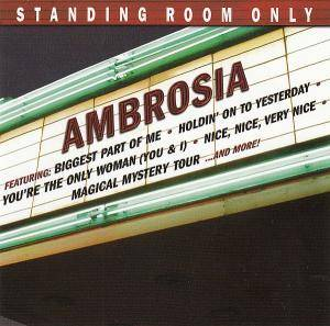 Cover - Ambrosia: Standing Room Only