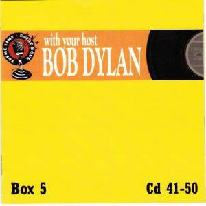 Cover - David Bowie: Theme Time Radio Hour With Your Host Bob Dylan - Box 5