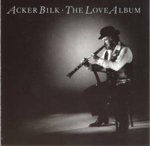 Cover - Acker Bilk: Love Album, The