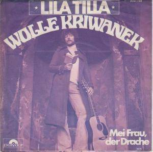 Cover - Wolle Kriwanek: Lila Tilla