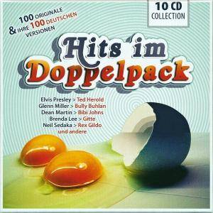 Cover - Lulu Belle & Scotty Wiseman: Hits Im Doppelpack - 100 Originale & Ihre 100 Deutschen Versionen Vol. 2