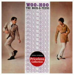 Cover - Rock-A-Teens, The: Woo-Hoo