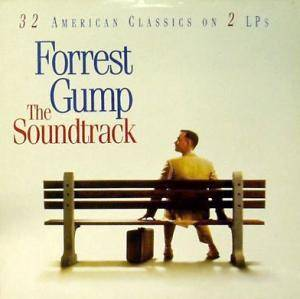 Forrest Gump - The Soundtrack (2-LP) - Bild 1