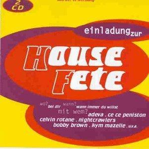 Housefete - Cover