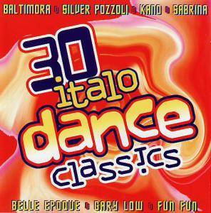 Cover - Gary Low: 30 Italo Dance Classics