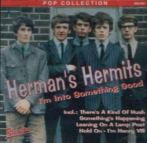 Cover - Herman's Hermits: I'M Into Something Good