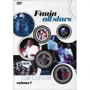 Cover - Fania All Stars: Cali Concert - Volume 1