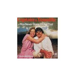 Cover - Captain & Tennille: You Never Done It Like That