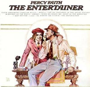 Cover - Percy Faith: Entertainer, The