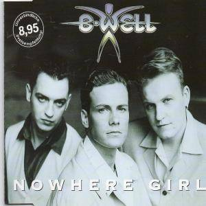 B Well: Nowhere Girl - Cover
